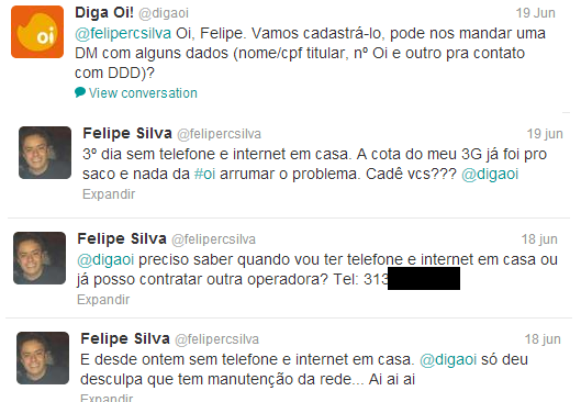 Twitter @digaoi