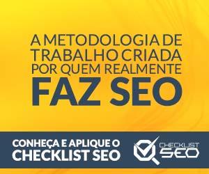 Conheça e aplique o checklist SEO