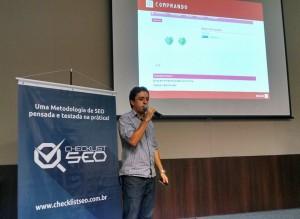 Palestra Felipe Silva no Checklist SEO